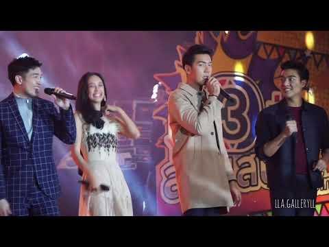 รักก็คือรัก - ปาริธ & พาย รินรดา 📍 ช่อง3สนุกบุกทั่วไทย จ.อุดรธานี 13.12.19