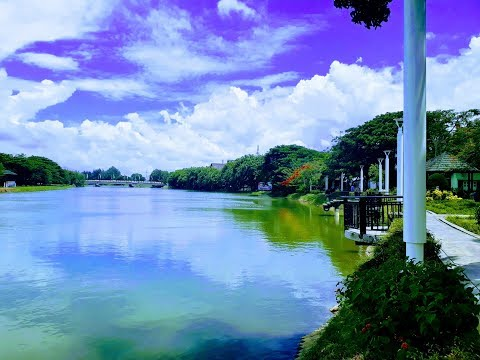 Taman Bineh Krueng ( Depan BRI Banda Aceh Pusat )