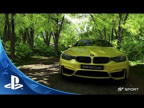Видео № 1 из игры Gran Turismo Sport - Steelbook Edition [PS4]