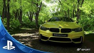 Gran Turismo Sport - Gameplay Unveil Trailer | PS4