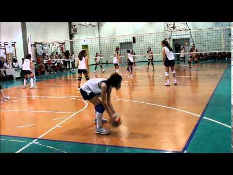 immagine di anteprima del video: [ESORDIENTI CSI] Curno 2010 Volley Blu - Curno 2010 Volley Bianco