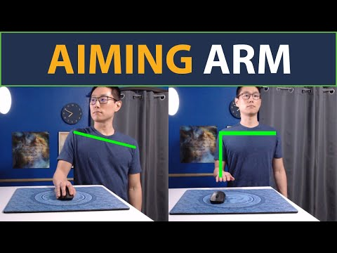 How Your Table and Chair Impacts Your Aiming When Gaming