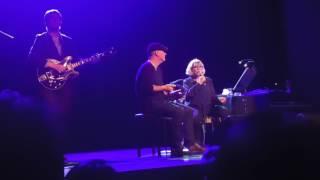 Marianne Faithfull - It's All Over Now, Baby Blue live (Chorzów, 26.10.2015)