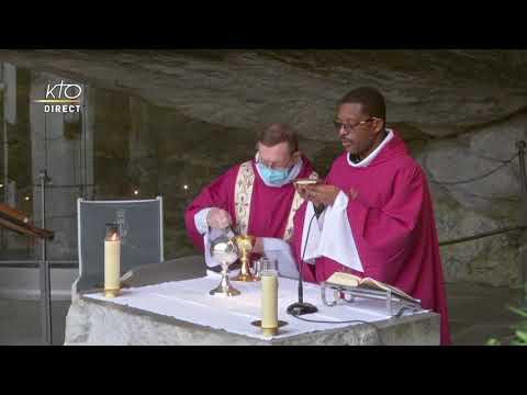 Messe de 10h à Lourdes du 6 mars 2021