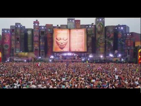 Tomorrowland nơi cảm xúc thăng hoa...