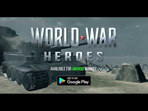 Vídeo do World War Heroes: WW2 Online FPS