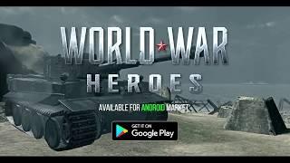 World War Heroes: Promo Trailer (Closed Beta)