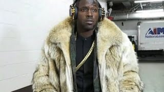 Anonymous Sources Say Steelers Antonio Brown Cares More About Stats Than Winning!
