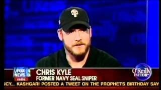 True American Hero Chris Kyle Knocks Ventura On His Rear End..(UPDATE: VENTURA VERDICT OVERTURNED)