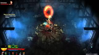 Diablo 3 - Xbox360/PS3 - How to use the  Infernal Machine