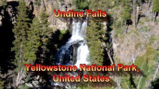 Tower Fall, Yellowstone National Park