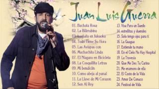 Juan Luis Guerra Sus Mejores Éxitos   Baladas y Boleros - Románticas - Exitos MIX