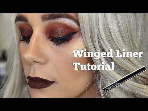 Matte Liquid Liner by NYX Professional Makeup #10