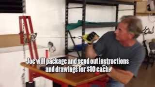 Arm Wrestling Machine Designed And Built by Joe Sebastian