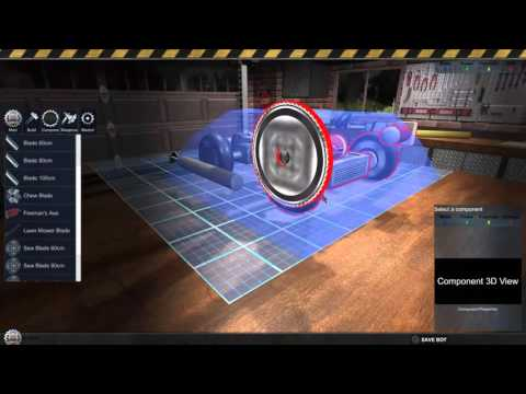 Robot Arena III Trailer thumbnail