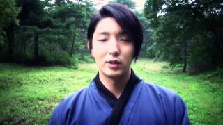 Lee Joon Gi ALS Ice Bucket Challenge