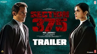 Section 375 - Official Trailer
