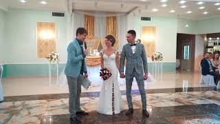 Несколько свадебных эпизодов / Ведущий Павел Гусев
