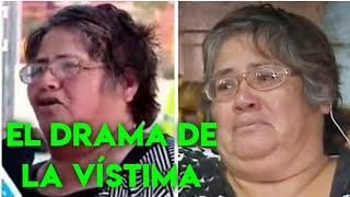LA VISTIMA, EL DRAMA DE ELIZABETH OGAZ
