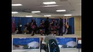 NPD Dance #4 Prince Albert Metis Fall Festival 2012