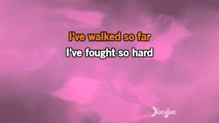 Karaoké Adagio   Lara Fabian *