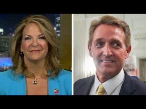 Dr. Kelli Ward talks challenging Sen. Flake in GOP primary