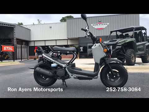 2022 Honda Ruckus in Greenville, North Carolina - Video 1