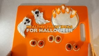 Healthy Halloween Treat Ideas for a Party : Halloween Recipes & Party Tips