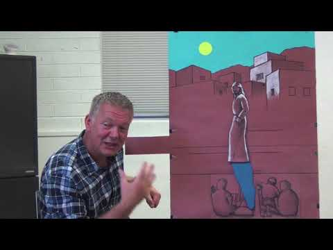 Children's Bible Talk - Peter's Shadow!