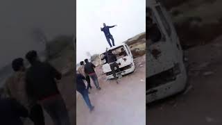 preview picture of video 'احلى شباب واحلى سفره قرب منتجع بابل السياحي'