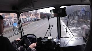 Как управлять троллейбусом ЗиУ - 682Г - 012 ?   Управление троллейбусом ЗиУ.
