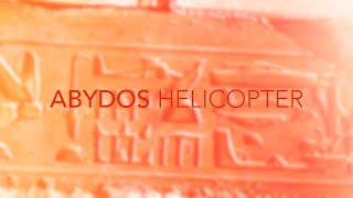 Helicopter Hieroglyphs