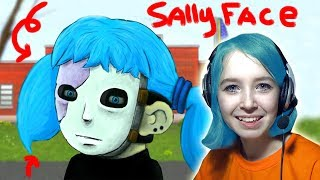 САЛЛИ-КРОМСАЛИ Sally Face Полное Прохождение Эпизод 1 /SallyFace
