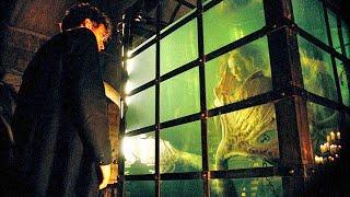 商人抓到一条美人鱼,可美人鱼却变成怪物,吃光了所有船员!