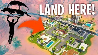 All 23 Chest Locations Revealed!: Why You Should Land In Paradise Palms | The Leaderboard