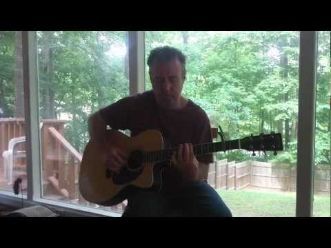 """Little Martha"" Allman Brothers Cover by: Éamonn Shanahan"