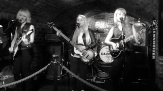 'She's A Woman' By The Beatles With The MonaLisa Twins (Live At The Cavern Club)