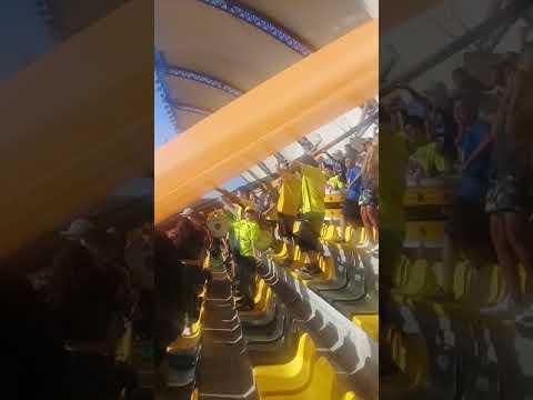 """Ultra*kanarios 2019"" Barra: Ultra Kanaria • Club: San Luis de Quillota"