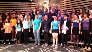 UCMC and UCWC - Sing (Pentatonix Choral Cover) (Spring 2016)