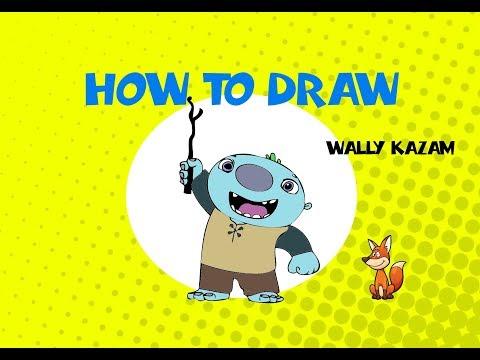 🎨 Wallykazam 2 - Kizi Free 2020 Printable Coloring Pages For ... | 360x480