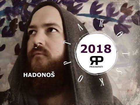 Siderický Tarotskop 2018 - Hadonoš - výklad tarotových karet