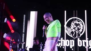 "Bishop Briggs ""Champion"" - MTV VMA Kickoff Concert, Webster Hall NYC 8/24/2019"