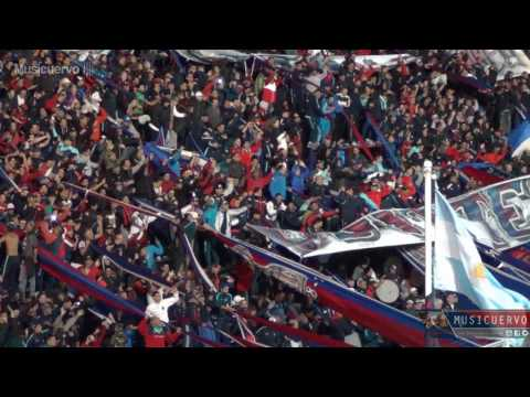"""San Lorenzo 2-1 Flamengo   Ciclón sos mi locura sos mi pasión..."" Barra: La Gloriosa Butteler • Club: San Lorenzo • País: Argentina"