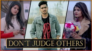 DON'T JUDGE OTHERS WHEN U ARE NOT PERFECT || Rachit Rojha ft. I am Desi World