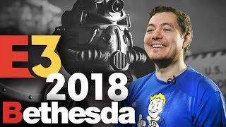 E3 2018: Конференция BETHESDA - Мнение
