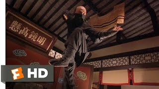 Iron Monkey 1/10 Movie CLIP  Breaching The Fortress 1993 HD