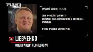 У полі азарту, випуск №31. Олександр Шевченко