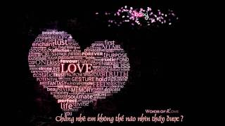 [Vietsub + Kara] Right Here Waiting  - Richard Marx