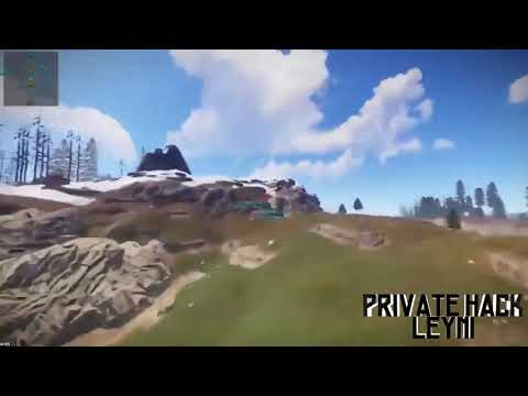 RUST NEW BEST HACK CHEATON PC STEAM FREE DOWNLOAD    UNDETECT AIM, ESP, Wal