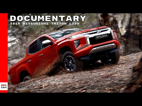Mitsubishi Triton L200 2019 Full Documentary